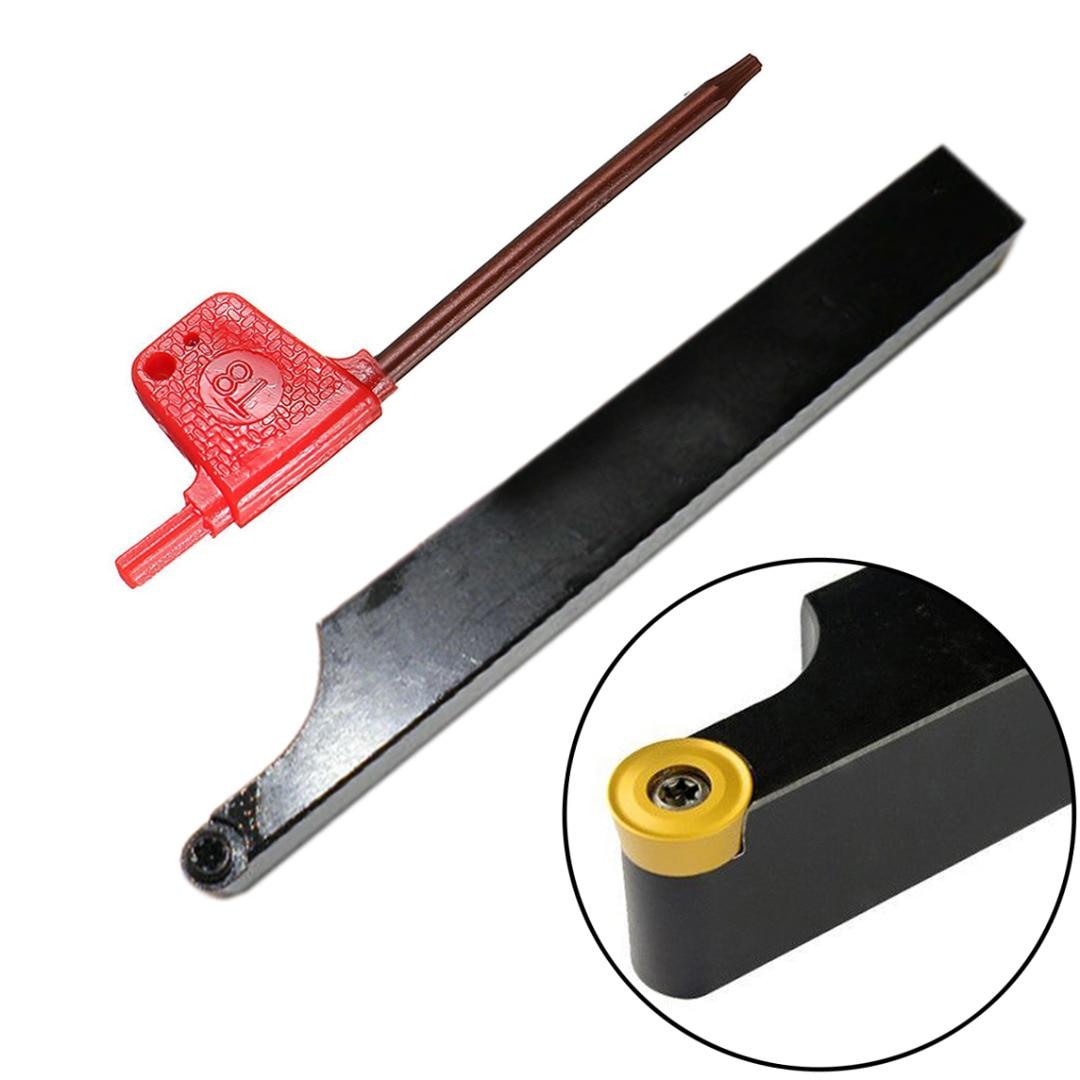 1 unid 12mm x 100mm sracr1212h06 Porta herramientas indexables barra + Llaves inglesas para Tornos Herramientas de torneado