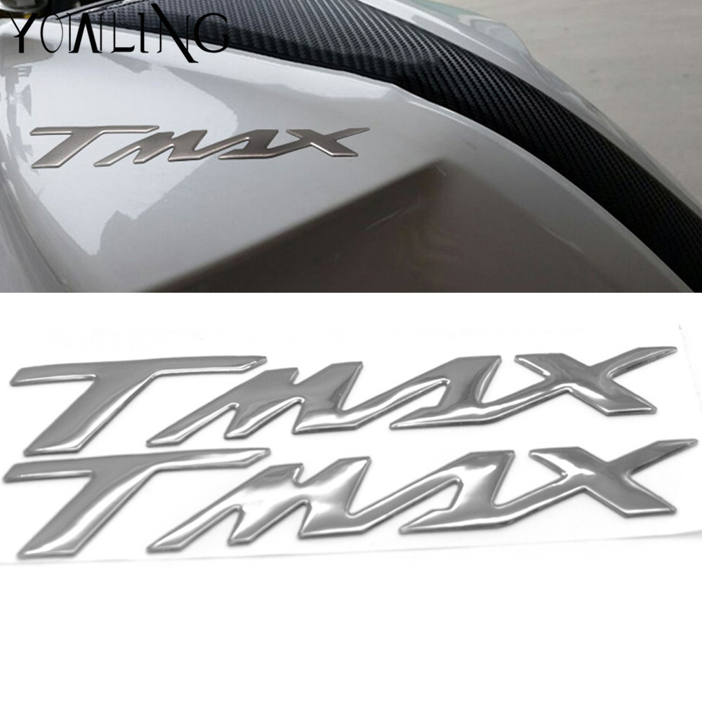 Motorcycle Motorbike Accessories Stickers Applique Emblem Badge For YAMAHA T-Max 500 TMax 530 TMAX530 T Max TMAX 500 2008-2016