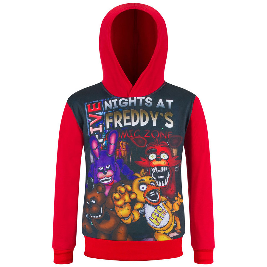 Airbrushed Five Nights At Freddy/'s Chica FNAF T-Shirt Or Hoody Sweatshirt