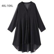 Senhoras Size Mulheres 6XL