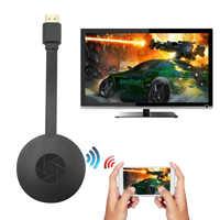 2018 caliente ~ G2/L7/M2/M4/M9 Tv Stick Android Mini PC Miracast Dongle 2,4G TV Stick con WiFi Smart Tv Dongle HD receptor inalámbrico