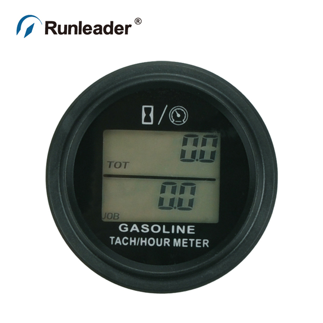 runleader numerique compteur horaire tachymetre compteur