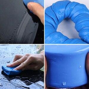 Image 4 - 180/100グラム洗車粘土ディテール青魔法粘土自動車クリーンクレイバーミニハンドヘルド洗車機