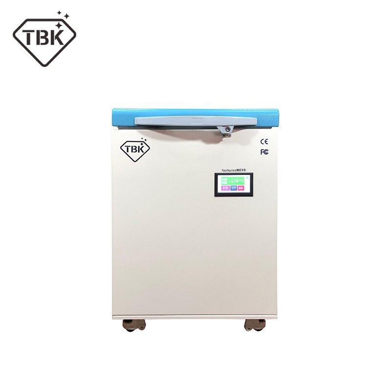 TBK-578 Мобильный ЖК-дисплей сепаратор для заморозки машина-175 градусов для iPhone samsung edge ремонт телефонов