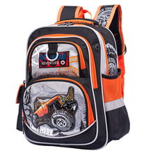 School Backpacks Children Bags Orthopedic Backpack 3d Bag For Boys Satchel Knapsack Mochila Infantil Bolsa Menina Kids