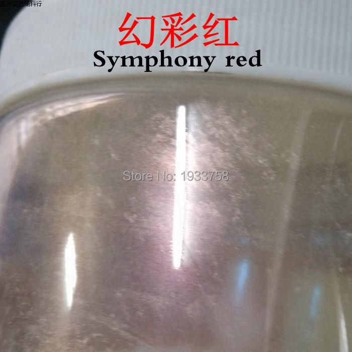50g Symphony series Pearlescent powder mica/pearl effect pigment ...