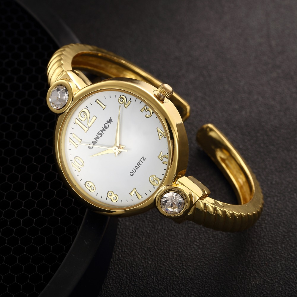 waterproof gold bangle wristwatch ladies weiqin tone dress hollow rome style brand products women oval fashion watches watch out bracelet
