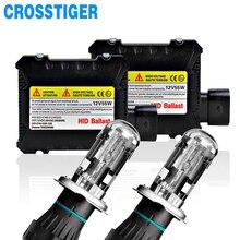 55 Вт 12 В фар автомобиля Bi Xenon H4 Биксенон лампы блок зажигания HID Conversion Kit Замена лампы 3000 К 6000 К 8000 К 10000 К 4300 К