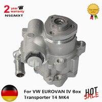 AP01 Power Steering Pump For Volkswagen EUROVAN IV Box Transporter T4 MK4 4 2.4L 2.5L 074145157C / 074145157CX / 7D0422155
