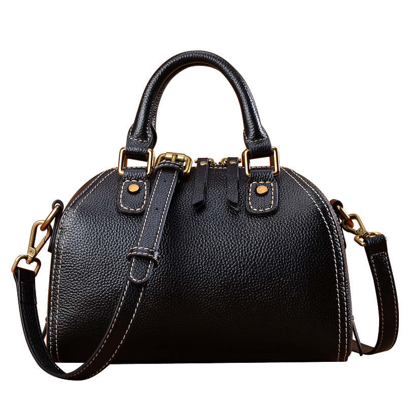080418 newhotstacy women leather handbag female fashion Boston bag080418 newhotstacy women leather handbag female fashion Boston bag