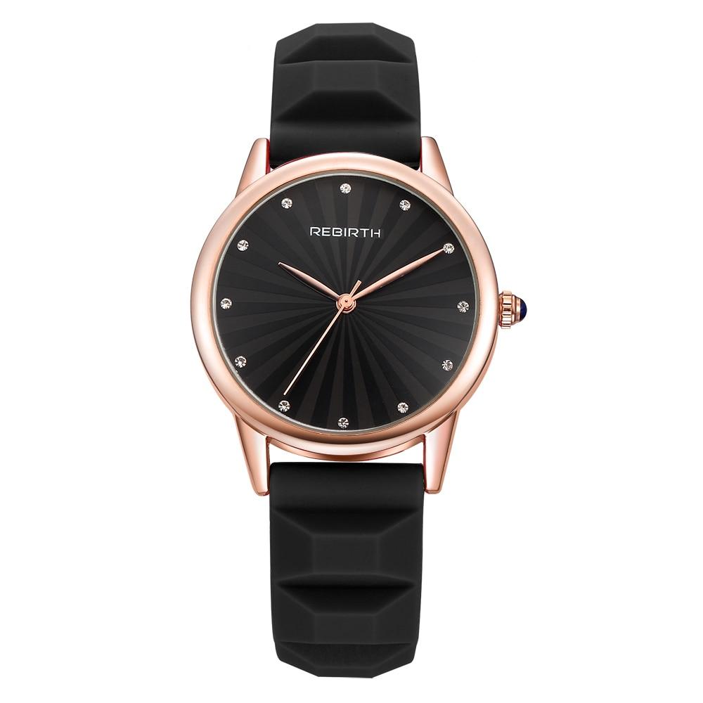Women's Wristwatch Jelly Silicone Woman Watch Casual Analog Quartz Ladies Watches Top Brand Luxury Diamond Watch Student Stylish