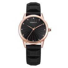 Women's Wristwatch Jelly Silicone Woman Watch Casual Analog Quartz Ladies Watches Top Brand Luxury Diamond Watch Student Stylish все цены