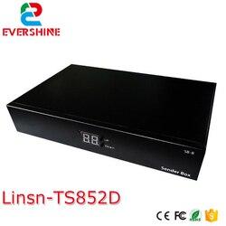 Linsn TS852D LED Screen Sending Card Box External Sending Card LED Video control system