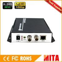 HD SDI encoder h.265 for IP stream to VLC Media Server Xtream Codes