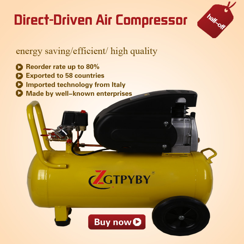 2015 hot sale air compressor parts high pressure air compressor made in china hot parts