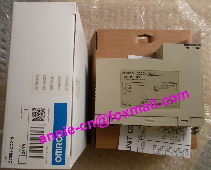 C200H-OD219 (C200H-0D219)  OMRON  PLC CONTROLLER  OUTPUT UNIT catherine anderson comanche magic