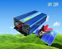 1500W Off Grid Invertor DC12V or 24V to AC100V Pure Sine Wave Invertor