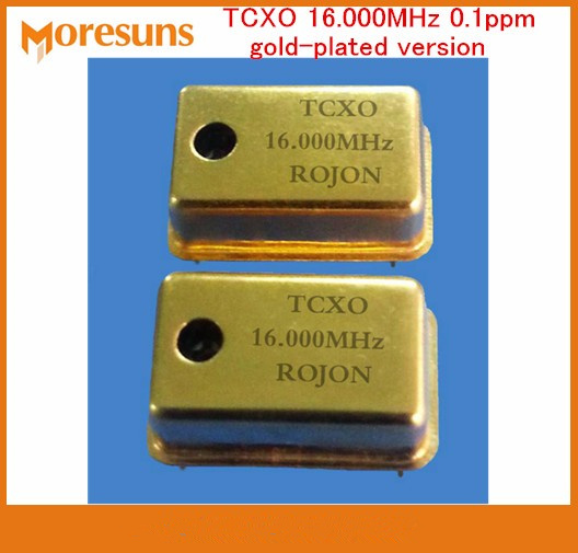 Electronics-Salon 20PCS 16.9344 MHz Quartz Crystal Resonator Oscillator.