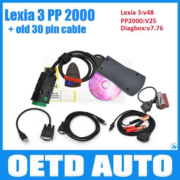 Top quality lexia3 Diagnostic Tool pp2000 lexia 3 for Citroen Peugeot l,Lexia 3 V48  PP2000 V25  Diagbox V7.76 auto scanner satish kumar mishra finite element analysis of composite laminates