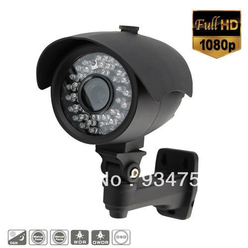 HD-SDI Security Camera 1080P 1/3 Panasonic CMOS Sensor 4.2mm Fixed Lens 36IR hqcam 1080p small sdi camera 1 3 inch progressive scan 2 1 mega pixel panasonic cmos sensor mini sdi camera hd sdi cctv camera