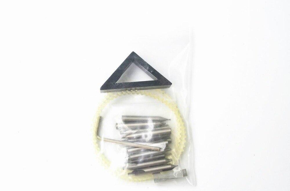 Lõppveski freespink võtmetähtsusega lõikamismasinate osade - Käsitööriistad - Foto 6