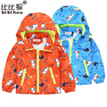 Kids Toddler Boys Jacket Coat Hooded Jackets For Children Outerwear Clothing Spring Baby Boy Clothes Girls Windbreaker Teenager