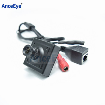 AnceEye 1080P 960P 720P Audio camhi APP Mini tf card camera Security Camera Onvif P2P CCTV Camera TF Card Slot External micropho