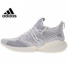 new arrival ae8e7 297e7 Adidas AlphaBounce Instinct hombres zapatillas de correr 2018 verano nuevos  zapatos deportivos al aire libre de alta calidad tra.
