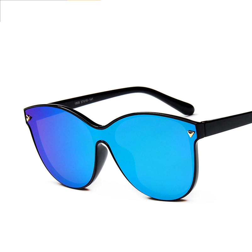 Rimless Glasses Trend : Rimless Sunglasses Women Brand Designer New Fashion Sun ...