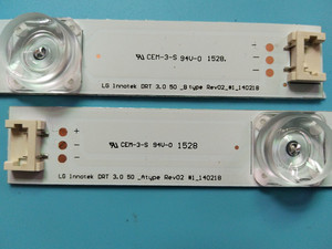 Image 4 - New 10pcs LED backlight strip Replacement for LG 50LB5610 50LB650V 50LB653V 50LF5800 6916L 1978A 1779A 1983A 1982A 1735A 1736A