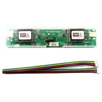 2 Lamp CCFL Backlight Inverter Board For LCD Screen Monitor And PC