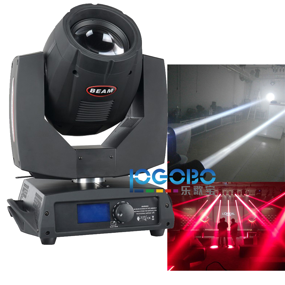 Free Shipping (Pack of 2) Sharpy Beam Projector 5r DMX 200 Moving Head Beam Spot Wash Cheap Stage Disco DJ Party Club Lighting wbt 0152 ag nextgen silver rca phono plugs pack of 4pcs free shipping