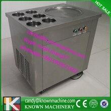 220 В плоской сковороде машина для готовки мороженого цена, Пан машина для готовки мороженого