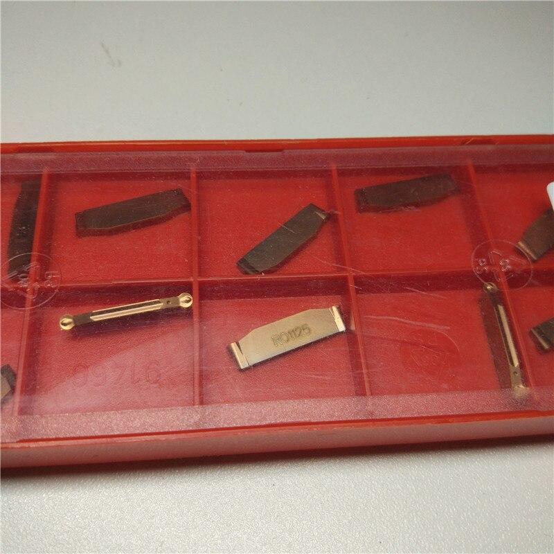 YZ66 10PCS N123E2-0239-RO 1125 Carbide Insert yz66 10pcs n123j2 0500 0002 cm 1145 lenghtl1 24 52mm carbide insert