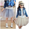 2016 Direct Selling Sale Girls Skirts Pettiskirt Girl Clothes Children's And Accessories Children Skirt Color Gauze Zt32
