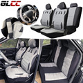 New arrival Pu leather Universal Car Seat Cover Automotive Seat Covers for most of cars model car accessories
