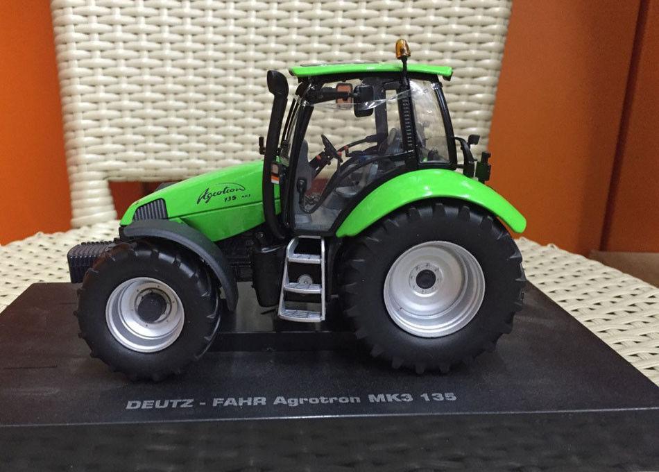Universal hobbies DEUTZ-FAHR AGROTRON 135 MK3 1:32 Scale Tractor UH5245 deutz fahr ag part catalog v5 0 1 [2010]