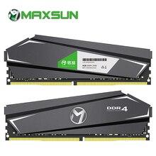 MAXSUN оперативная Память ddr4 8 Гб 2666 МГц настольная память пожизненная гарантия Тип интерфейса 288pin напряжение памяти 1,2 в одиночное memoria rams ddr 4