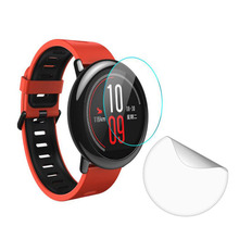 Screen Protector For Xiaomi Amazfit Pace Huami Watch Sports Bluetooth GPS Smartwatch A1602 Pace TPU Protective Films