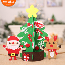 DIY Fake Christmas Tree Decorations For Home Accessories New Years Decor Xmas Deals
