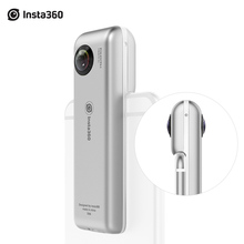 Insta360 Nano 3K HD 360 Panoramic Camera VR Camera 210 Degree Dual Wide Angle Fisheye Lens 360 Camera for iPhone 7 7+ 6 6s 6+