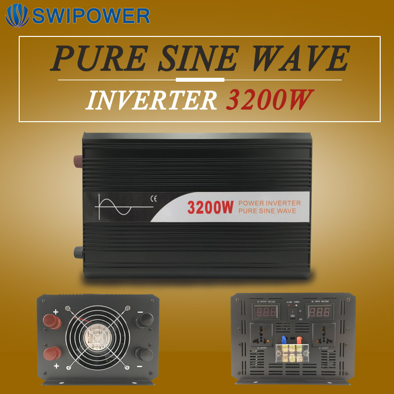 ac dc inverter 3200w frequency For Home Use with low price мультиметр uyigao ac dc ua18