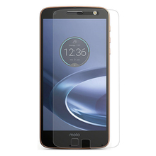 2.5D 0.26mm 9H Premium Tempered Glass For Motorola Moto Z Force Screen Protector protective film For Motorola Moto Z Force Glass mr northjoe 0 3mm 2 5d 9h tempered glass film screen protector for motorola moto g transparent