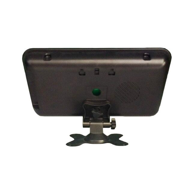Système dappel sans fil de récepteur dappel décran tactile de 433.92 MHz pour le K-4-F-BR dhôpital dinfirmière de serveur de Restaurant
