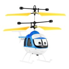 Boy Upgrade Version Mini RC Helicopter Induction Flying Toy Remote Control Drone Aircraft For Kids Plane