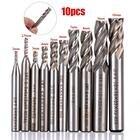 10 PCS/Set Carbide E...