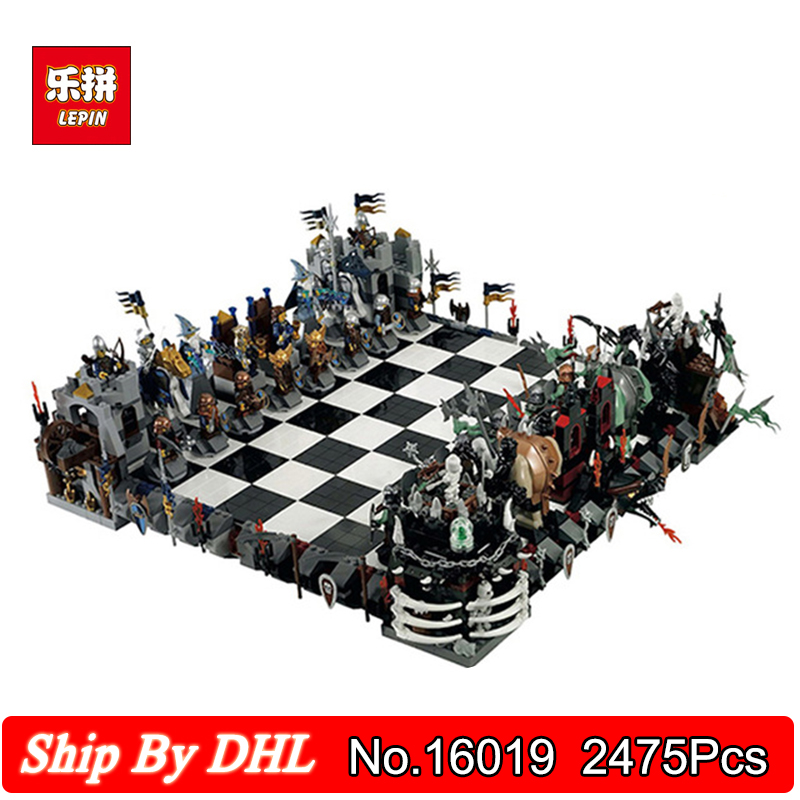 цены Lepin 16019 The Movies Harry Potter Series Castle International Chess Building Kits 2475Pcs Block Bricks Children Toys Gifts