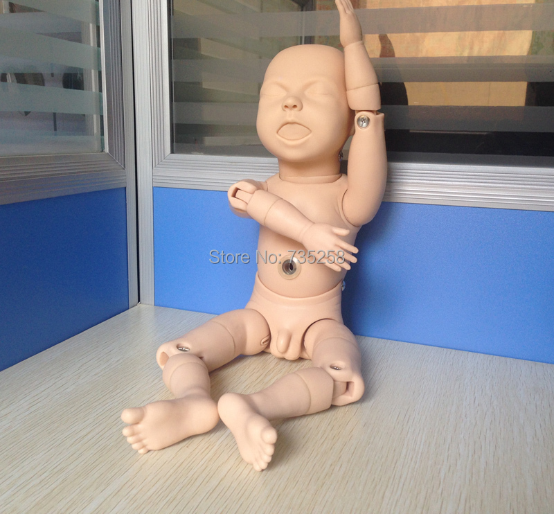 Senior Full-term Fetus Model ,Superior Baby Care Training Model,The model of newborn babies