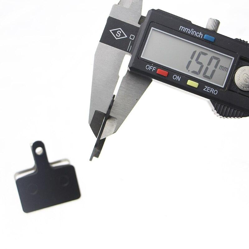 Дискови спирачни накладки за Shimano B01S - Колоездене - Снимка 6