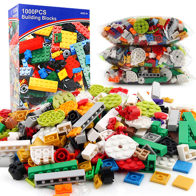 Learning Educational Toys For Children Compatibletoysed 1000pcs DIY Minecrafted Creative Building Block Bricks Set